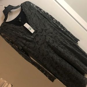 NWT Karen Kane lace dress. Mother of the bride